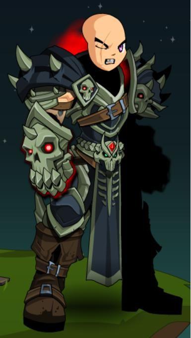 Adventure Quest Worlds (AQWorlds): DeathKnight Lord Class