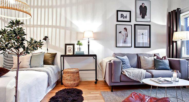 Зонирование комнаты на спальню и гостиную: дизайн и функциональное наполнение http://remoo.ru/gostinaya-i-spalnya/zonirovanie-komnaty-na-spalnyu-i-gostinuyu