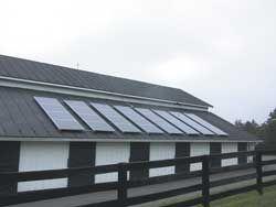 Grid-tie solar powered farm by Jeffrey Yago, P.E., CEM