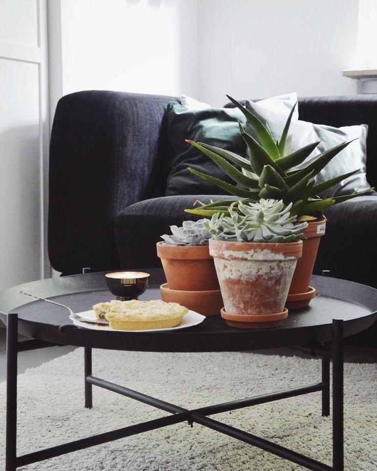 Ikea 'Svärtan' coffee table @_wohnblock_