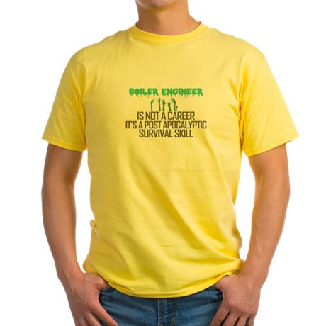 Boiler Engineer T-Shirt