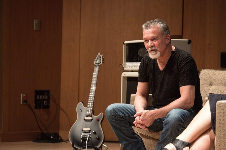 Эдди Ван Хален винит в своей болезни медиаторы - http://rockcult.ru/eddie-van-halen-about-cancer/