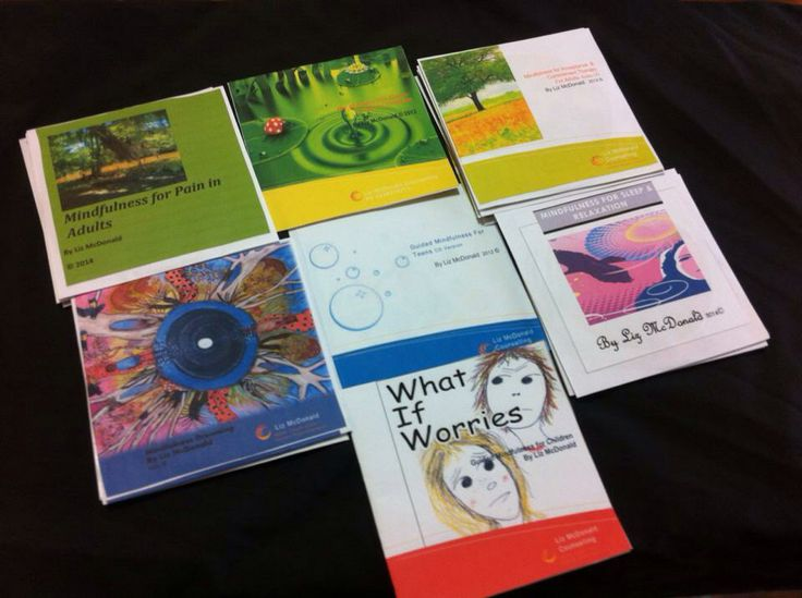 guided Mindfulness CD's