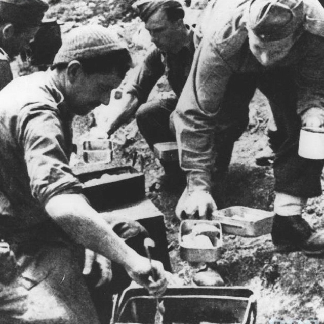 Monte Cassino Polish army