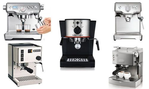Best 5 Espresso Machines for home in the budget. Tags: #best #espresso #machines…
