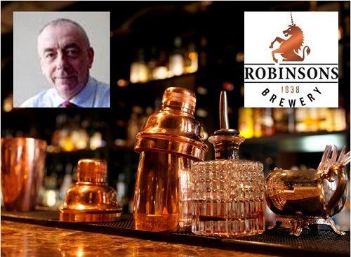 Robinson Brewery's David Dixon