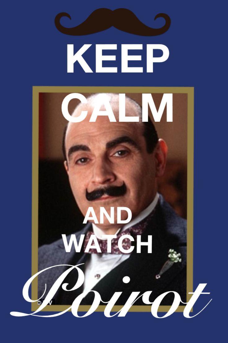 213 best Hercule Poirot images on Pinterest