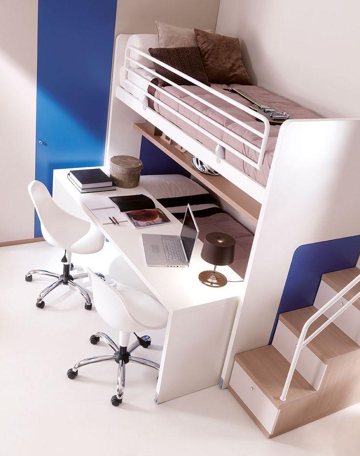 Pi di 25 fantastiche idee su arredamento letto a castello for Piani di cabina 20x20
