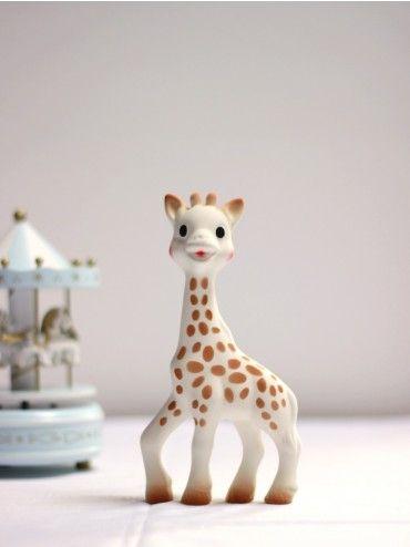 Sophie la fameuse girafe !