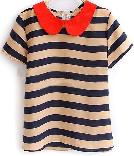 Figurino: Do The lindy Hop blusa das meninas de rotinas