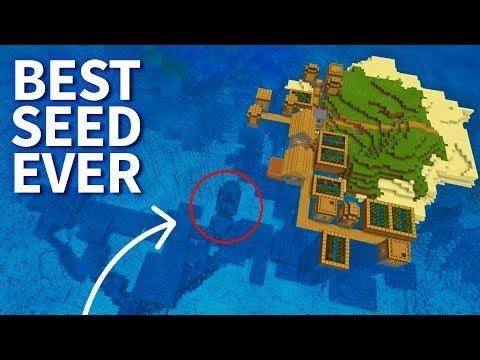 minecraft 1.10 seed map