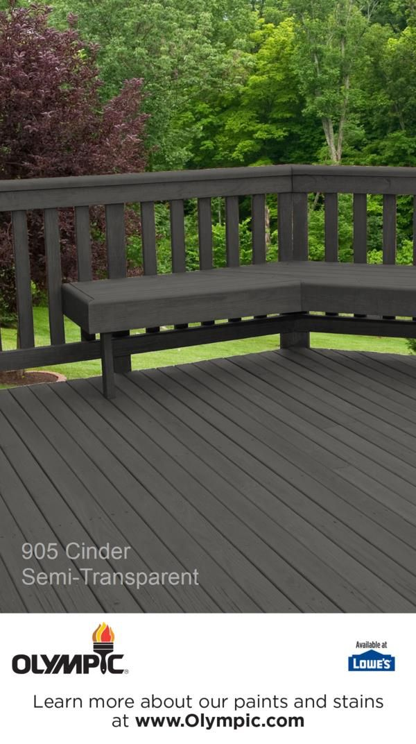 22 best deck stain colors images on pinterest deck Best black exterior wood stain