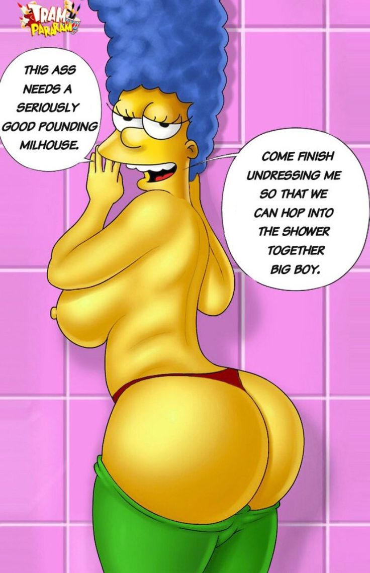 Man, cartoon butt porn gallery