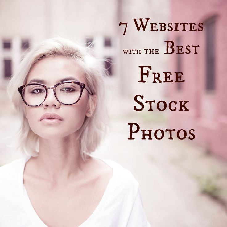 With all the free stock photos out there, there's definitely no need to be paying for images! These are some of the best sites I've come across for free photos and images.
