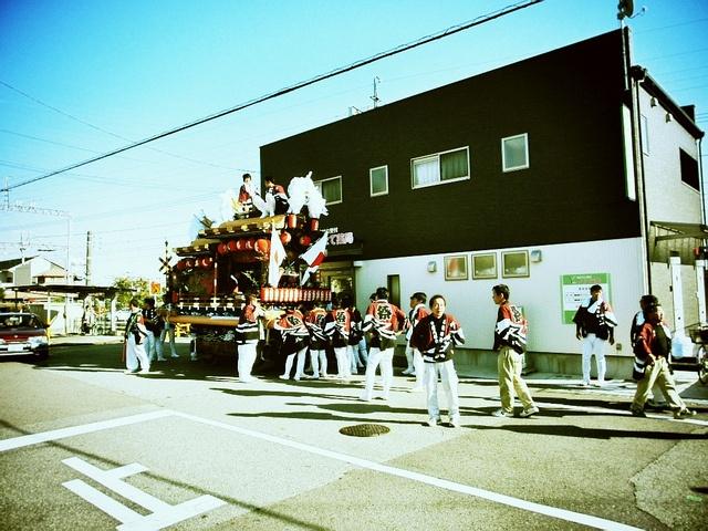 だんじり祭り 6 by + n9ne +, via Flickr