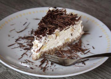 Nepečená smotanovo ananasová torta bez múky - recept