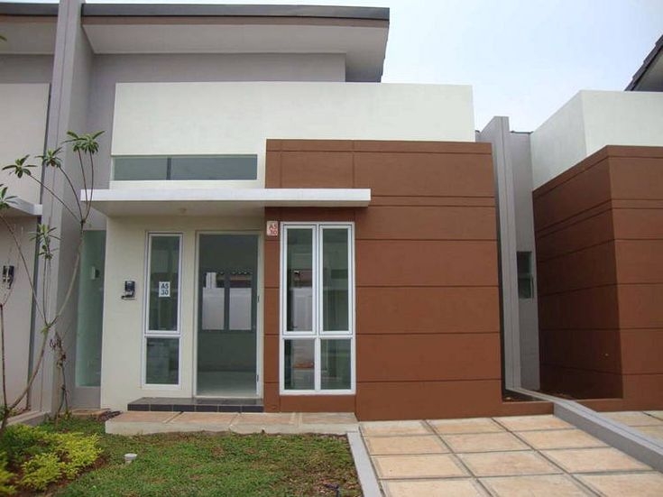 Warna Cat Rumah Minimalis Tampak Depan | Lukisan rumah ...