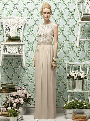Lela Rose Bridesmaid Dresses: Lela Rose Lr182