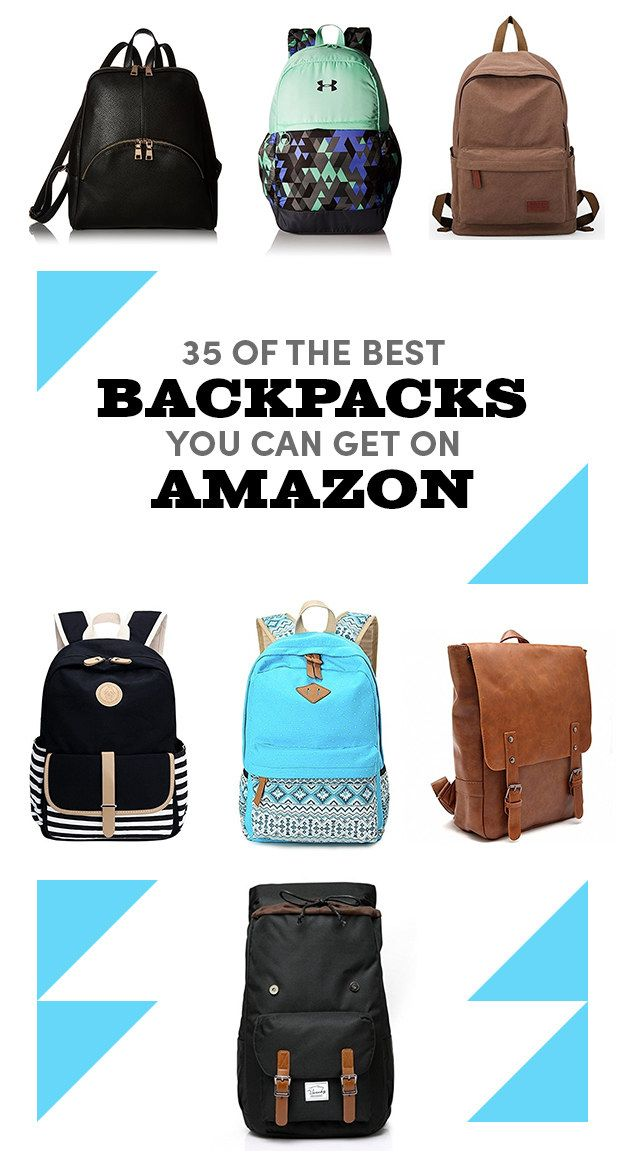 35 Of The Best Backpacks You Can Get On Amazon