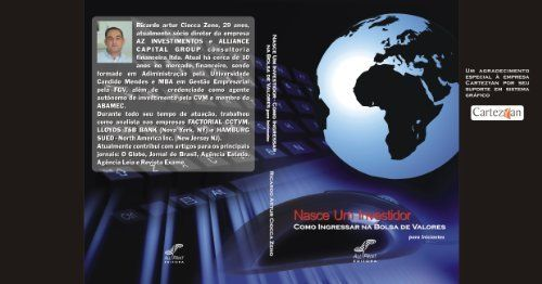 Nasce um Investidor (Portuguese Edition) by Ricardo Zeno. $8.50. Publisher: Editora All Print (January 20, 2009). 150 pages