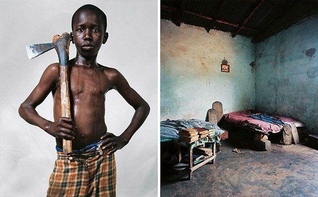 Senegal Où dorment les enfants du monde ?  (Voir plus sur http://www.tranchesdunet.com/ou-dorment-les-enfants/ )