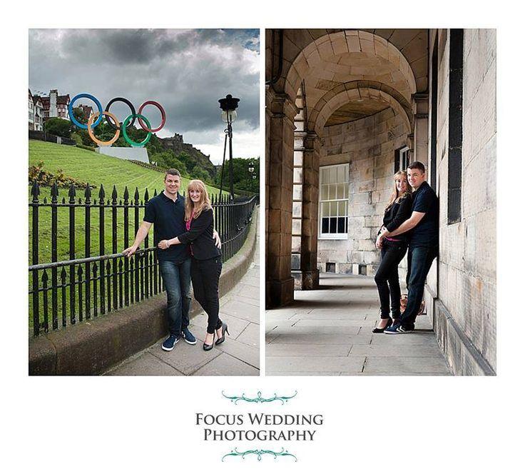 Focus Wedding Photography at www.edinburghbridesweddingguide.com.