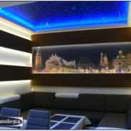 lighting showroom oświetlenie salonu e-technologia.pl
