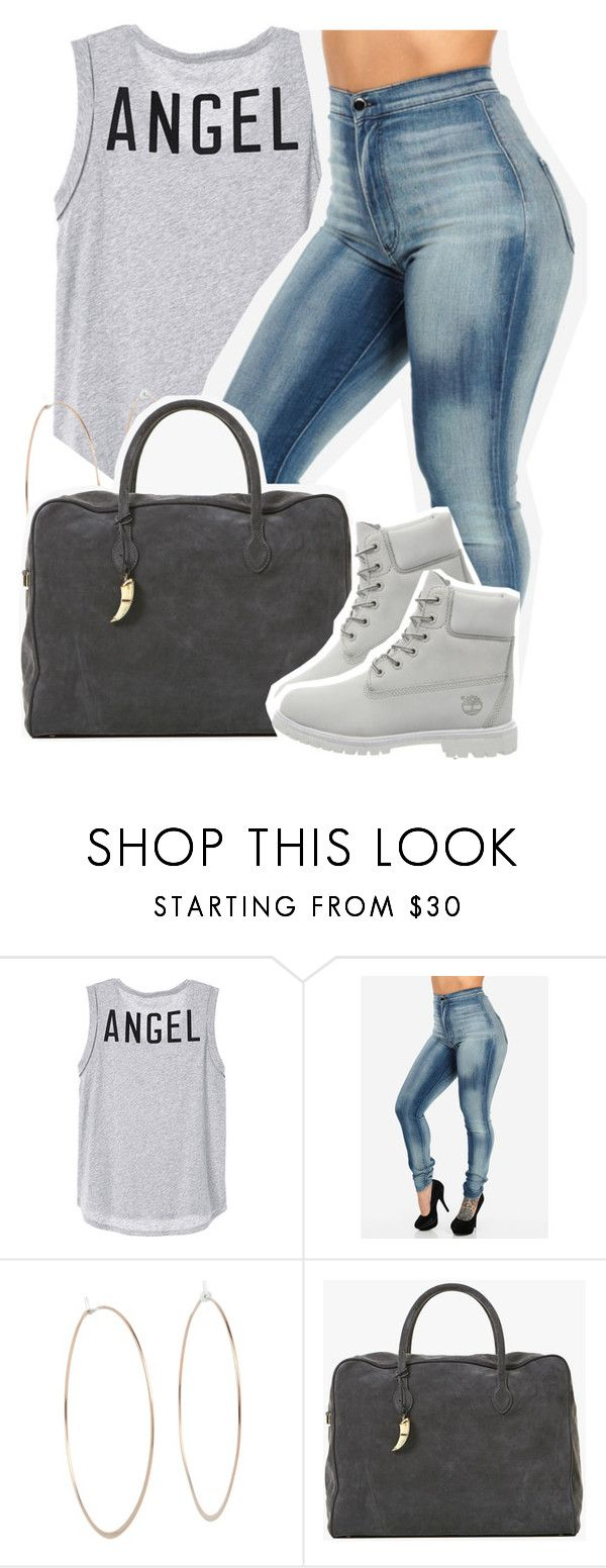 """Miss You"" by kiaratee ❤ liked on Polyvore featuring Michael Kors, Balmain and Timberland"