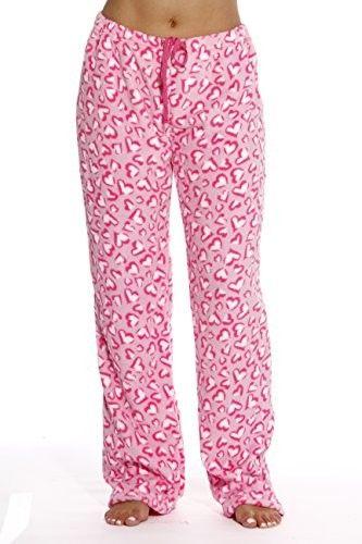 f72de34c36 6339-10176-M Just Love Women s Plush Pajama Pants – Petite to Plus Size  Pajamas