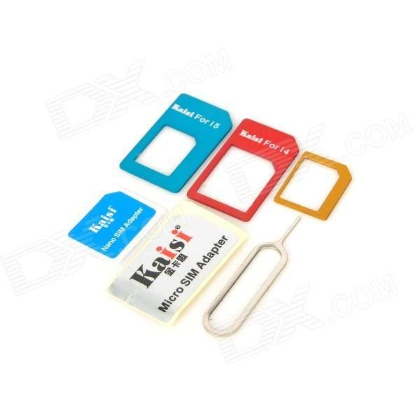 #4S #5 #Eject #Tool #For #Iphone #4 #Nano #To #Micro #SIM # #Nano #SIM #To #SIM # #Micro #SIM #To #SIM #Adapter #W #Cell #Phones # #Accessories #Gadgets #Home #Samsung #Accessories #SIM #Card #Gadgets Available on Store USA EUROPE AUSTRALIA http://ift.tt/2i5wQyk