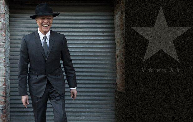 """Capa de """"Blackstar"""", último álbum de David Bowie, contém mensagem secreta se for exposta ao sol"""