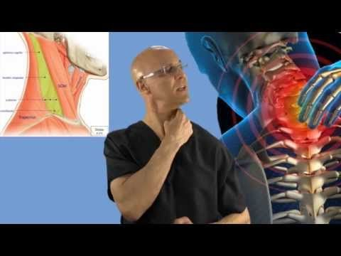 Neck Pain Treatment: This Unusual Stretch Relieves Stiff Neck in 90 Seconds! - DIY & Crafts