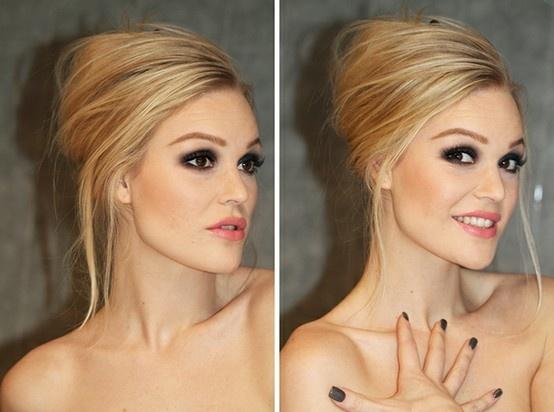 #chanel look | #Hair