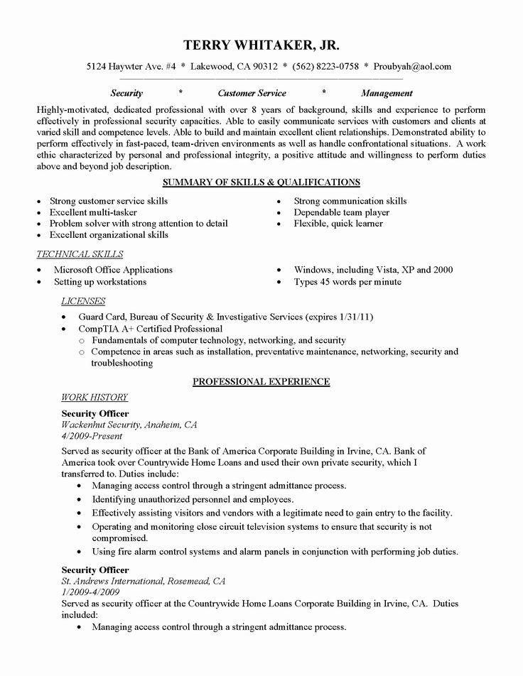Cyber security resume examples unique 9 10 resume builder