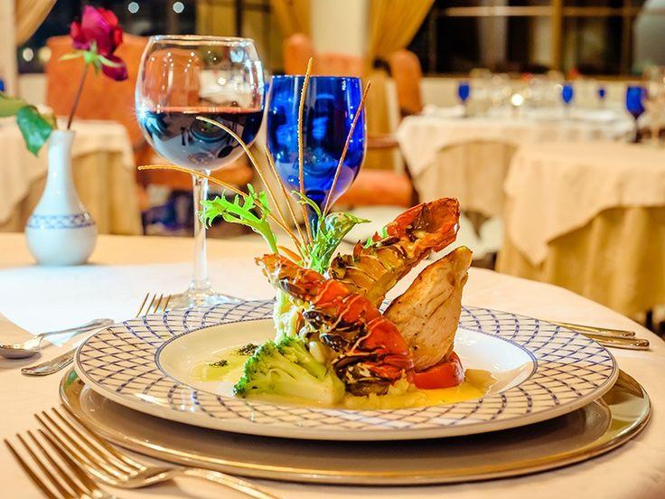 Gastronomía en el Occidental Grand Papagayo Resort