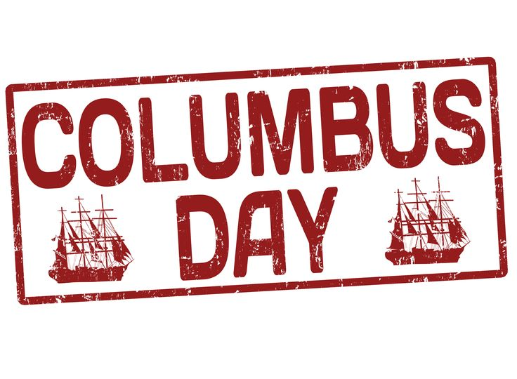 Celebrating Christopher Columbus landing in the New World in 1492, Columbus Day became a federal holiday in 1937.  #ICONEarlyPhaseServices #ColumbusDay