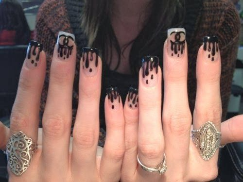 762 best nails images on pinterest cute nails pretty nails and kenzo nail art trends spring 2014 prinsesfo Gallery