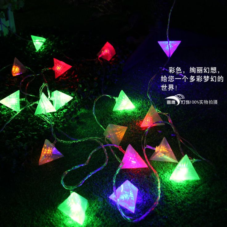 ==> [Free Shipping] Buy Best Party supplies led lights flasher christmas tree garden lights 10 meters nine bird led star lighting string Online with LOWEST Price | 1511164376