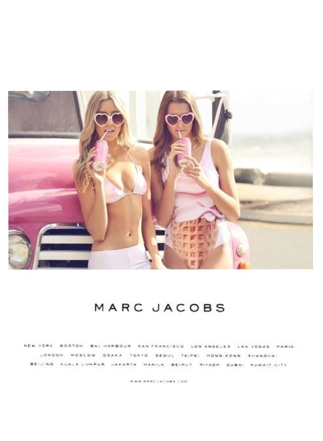 Love Marc Jacobs ads