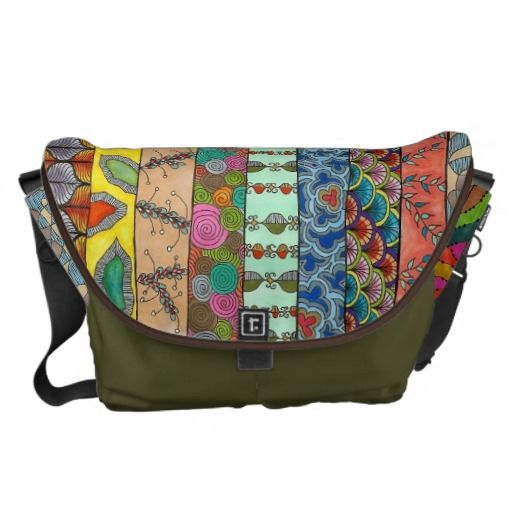 Lucy - Large Messenger Bag