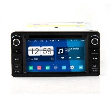 Auto Radio Android 4.4.4 MITSUBISHI OUTLANDER 2013 Poste DVD GPS USB Bluetooth écran tactile 4G IPOD Iphone Wi-Fi Camera de Recul