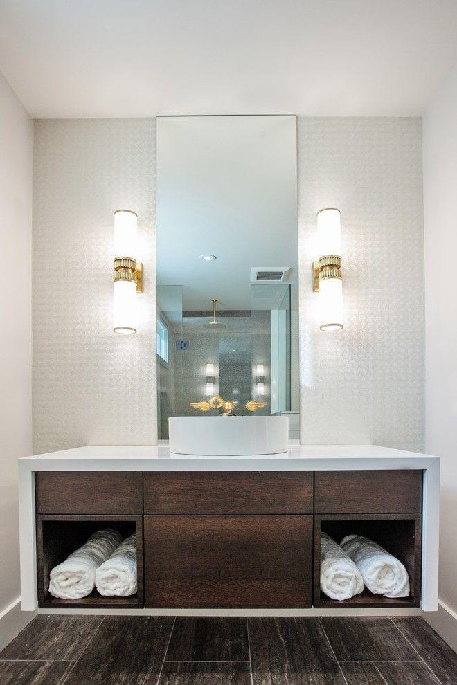 25 best ideas about horizontal mirrors on pinterest - Large horizontal bathroom mirrors ...