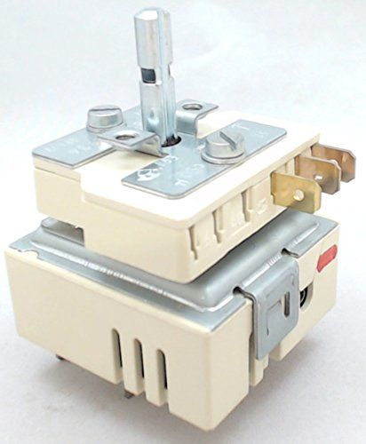 Top Burner Infinite Switch for General Electric AP4411847, PS2359866, WB24T10162