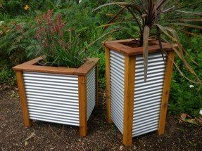 Corrugated Steel Fence Panels & Metal Fencing