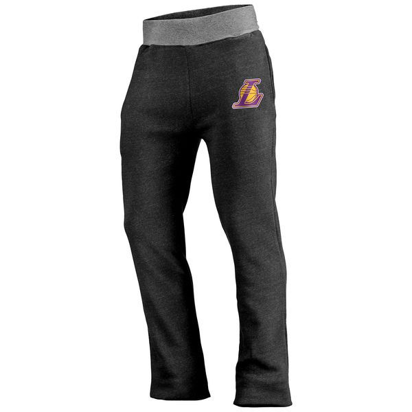 Los Angeles Lakers Team Essentials Clean Color Sweatpants - Black - $49.99