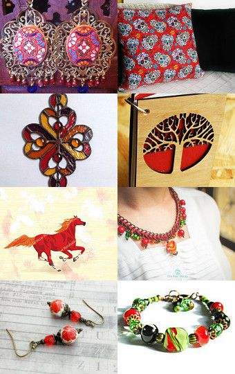 April's Scarlett Finds by Sally Grayson on Etsy--Pinned with TreasuryPin.com