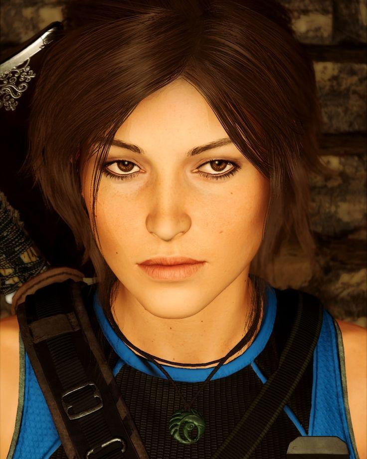 Lara Croft SOTTR in 2020   Lara croft, Warrior woman, Tomb