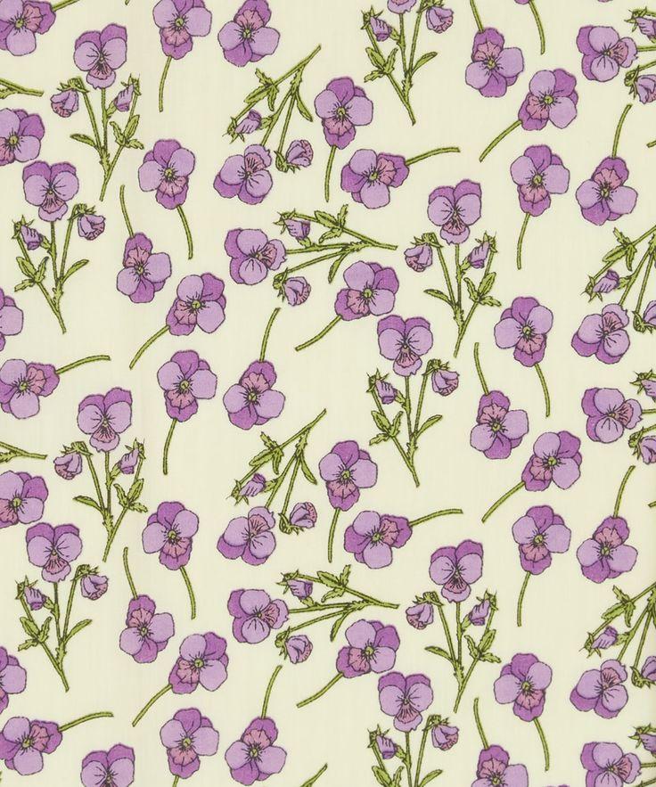 Liberty Art Fabrics Ros Tana Lawn | Fabric | Liberty.co.uk