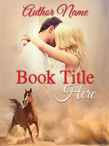 Romance book cover design.  Sorry this design is no longer available.