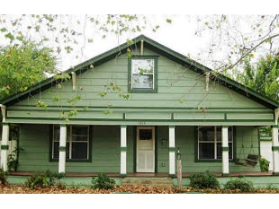 Love this house on Sherman Street in McKinney, Tx